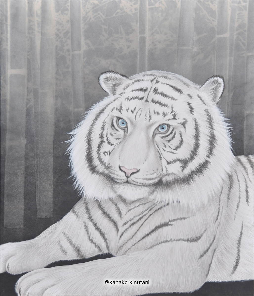 The Feeling of White Tiger