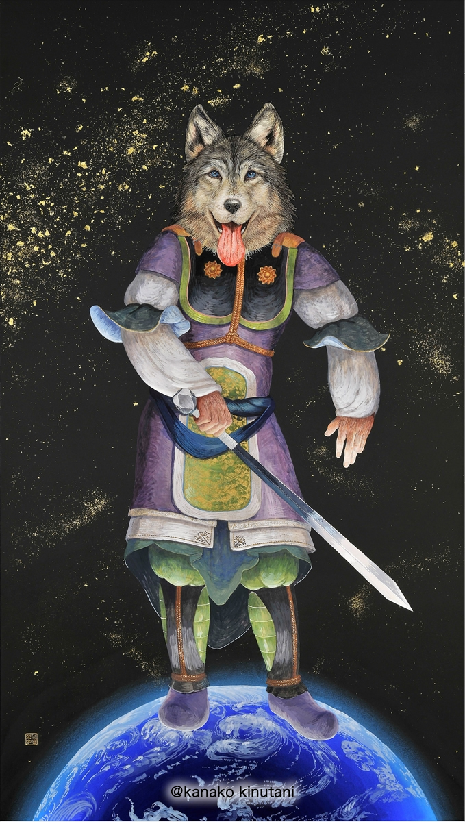 12 Zodiac -Dog-