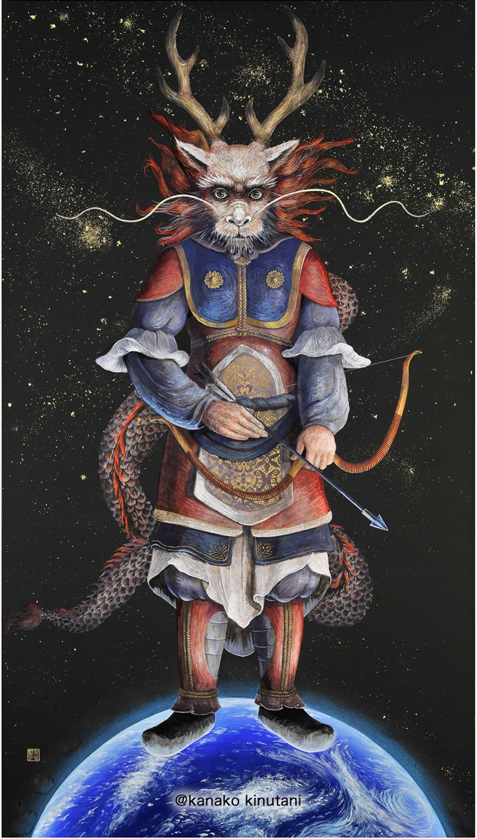 12 Zodiac -Dragon-