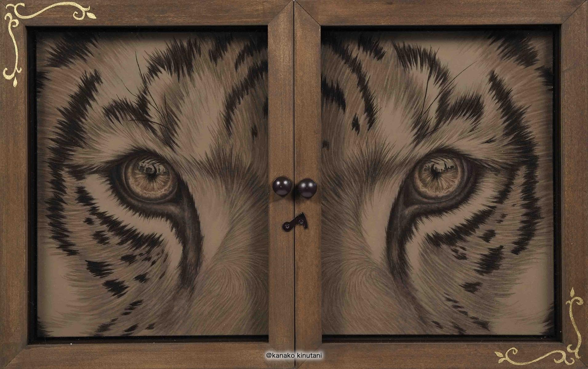 Window-Tiger-